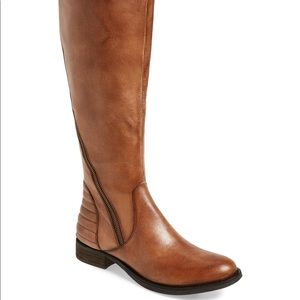 NEW! Steve Madden Leather Boots